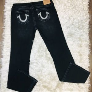 True Religion Bootcut Jeans 34 Tall
